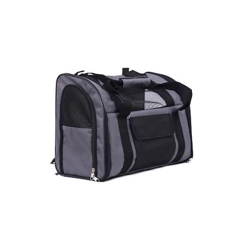 Iconic Pet FurryGo Luxury Pet Travel Backpack/Carrier