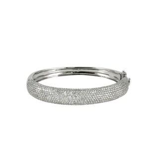Petite Pave CZ Bracelet