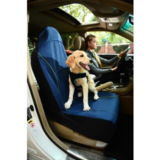 Iconic Pet FurryGo Pet Single Car Seat Cover