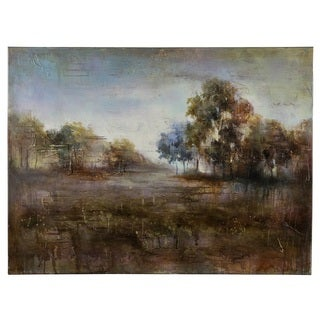 Cooper Classics 'Forest Scene' Canvas Wall Art