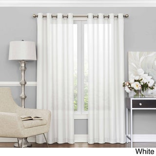 White Sheer Curtains Shop The Best Deals For Apr 2017