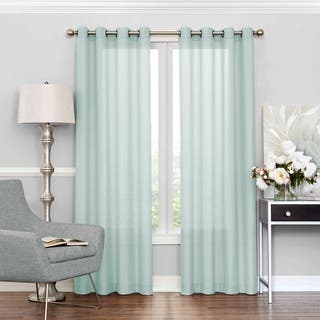 Blue French Country Curtains D Online At Our Best Window Treatments Deals