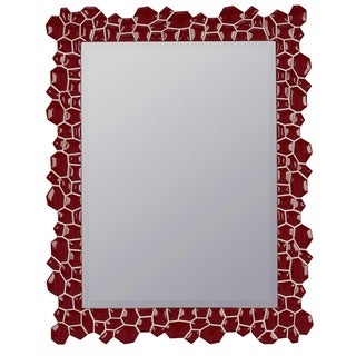 Mariel Red Mirror