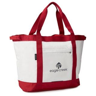 Eagle Creek No Matter What White/Firebrick Gear Tote Bag