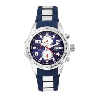 Aquaswiss TR802001 Blue Trax II Stainless Steel Unisex Watch