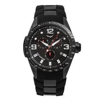 Aquaswiss Unisex 80G6H038 Black Trax 6H Watch