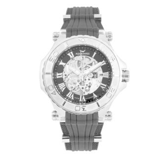 Aquaswiss Unisex 39GA001 Silver Watch