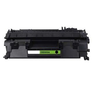1PK Compatible CE505A Toner Cartridge For HP LaserJet P2035 , P2035n , P2055 , P2055d , P2055dn , P2055x ( Pack of 1 )