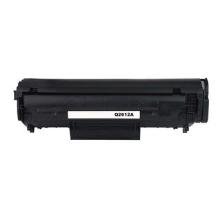 1PK Compatible Q2612A Toner Cartridge For HP LaserJet 1010 , 1012 , 1015 , 1018 , 1020 , 1022 , 1022N ( Pack of 1 )