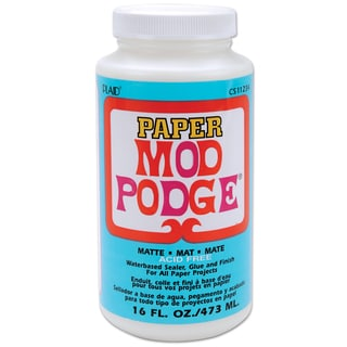 Mod Podge Paper Matte Finish