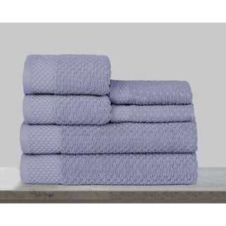 Kempsey 100-percent Turkish Cotton 6-piece Towel Spa Set