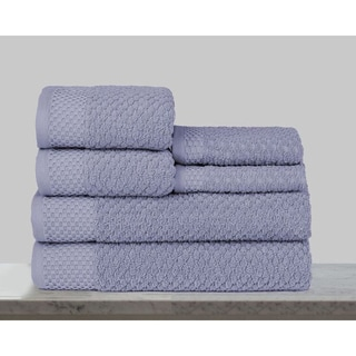Kempsey Turkish Cotton 6-piece Towel Spa Set