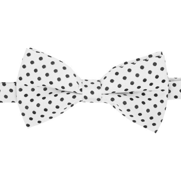 Ferrecci Mens Premium Adjustable Multi Style Bowtie - M