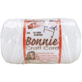 Bonnie Macrame Craft Cord 6mmX100yd