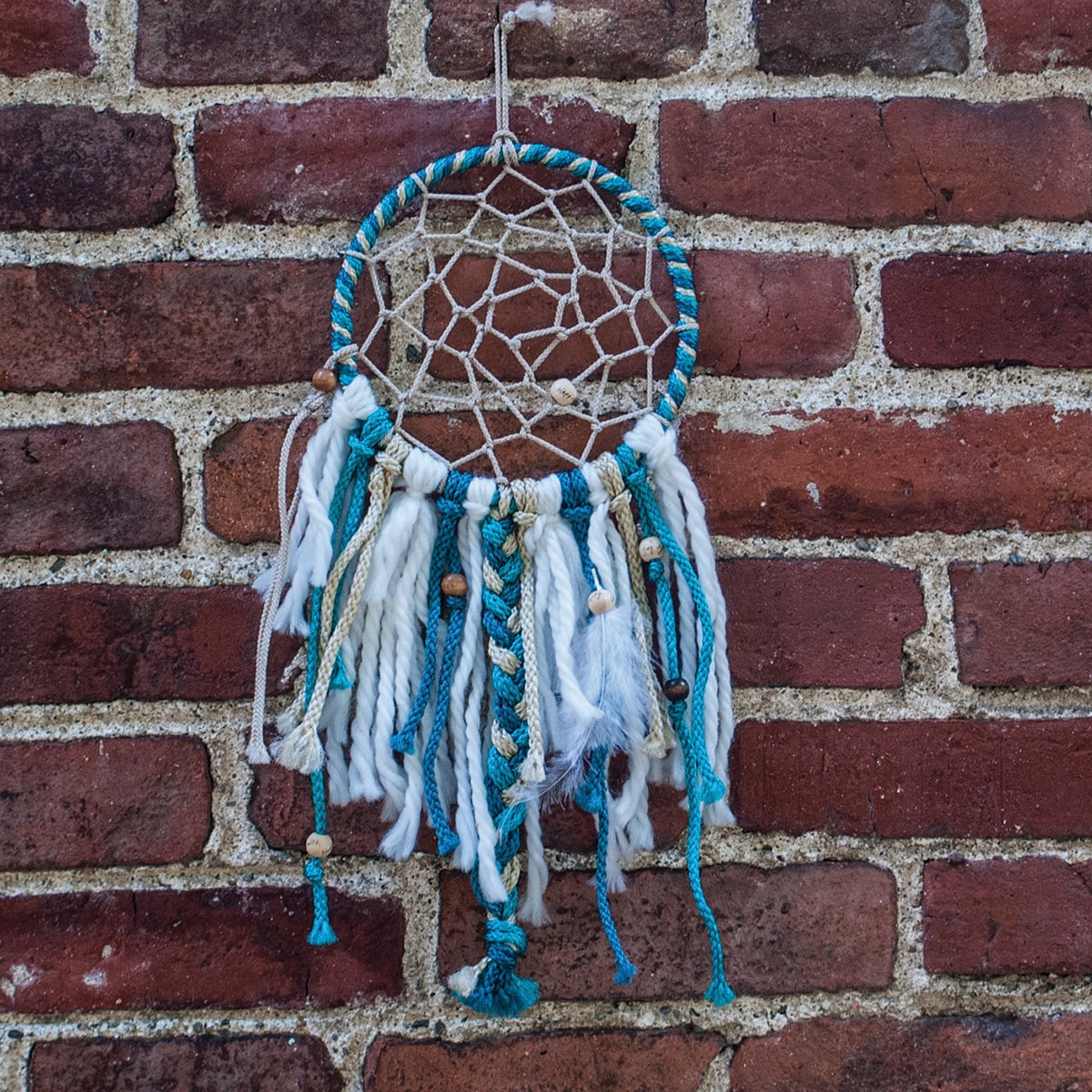 Pepperell Braiding Macrame Dream Catcher Kit