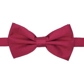 Ferrecci Men's Premium Adjustable Polyester Satin Bow Tie|https://ak1.ostkcdn.com/images/products/12271321/P19110521.jpg?impolicy=medium