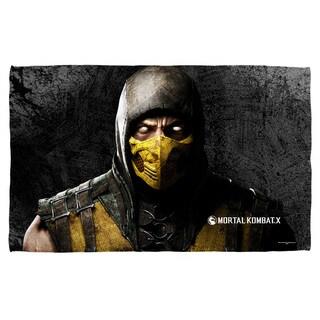 Mortal Kombat X/Scorpion Bath Towel