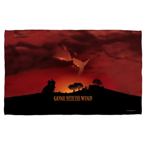 Gone With The Wind/Sunset Bath Towel