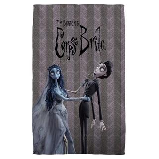Corpse Bride/Bride And Groom Bath Towel