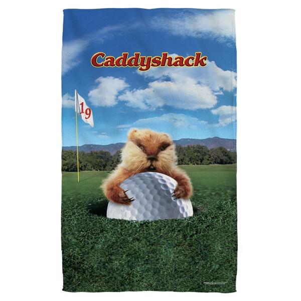 Caddyshack/Gopher Bath Towel