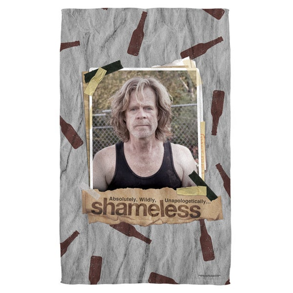 Shameless/Bottles Bath Towel