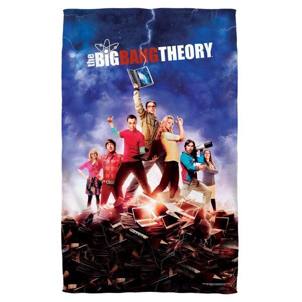 Big Bang Theory/Poster Bath Towel