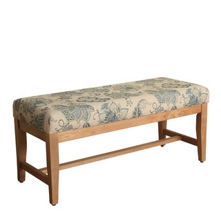 HomePop Lexie Decorative Bench
