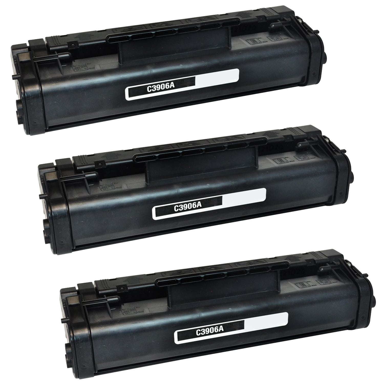 N 3PK Compatible C3906A Toner Cartridge For HP LaserJet 5...