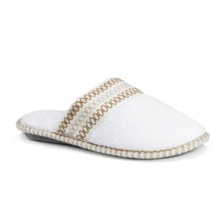 Women's Muk Luks Cathy Micro Chenille Closed-toe Slippers