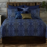 Tracy Porter Gigi Blue Damask Quilt