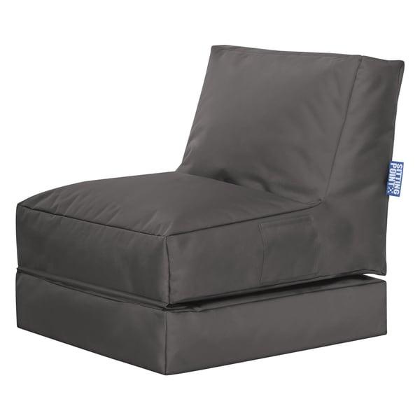 Shop Sitting Point Twist Brava Lounge Bean Bag Chair