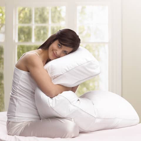 Touch of Comfort Memory Foam Body Pillow