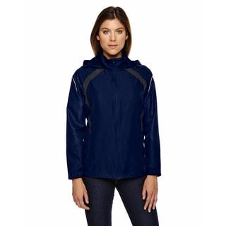 Sirius Women's Night 846 Lightweight Jacket With Embossed Print