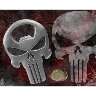 Marvel's Punisher Bottle Opener
