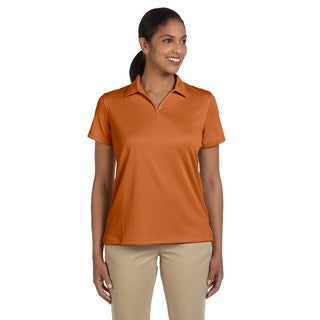 Double Mesh Women's Sport Texas Orange Shirt