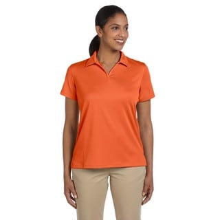 Double Mesh Women's Sport Team Orange Shirt