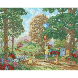 Disney Dreams Collection By Thomas Kinkade Winnie The Pooh