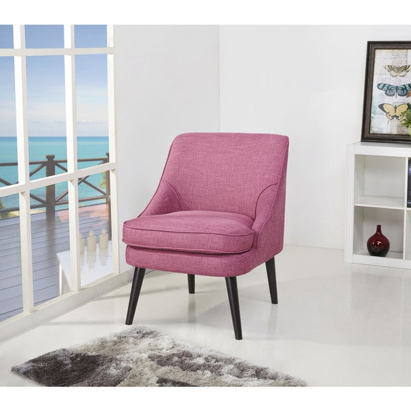 Yuma Rose Accent Chair - Free Shipping Today - Overstock - 19111131