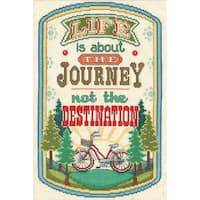 The Journey Counted Cross Stitch Kit