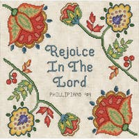 Rejoice Counted Cross Stitch Kit