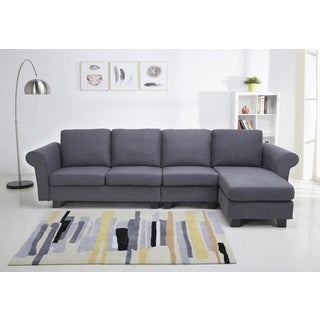 Pasadena Gray Modular Sectional