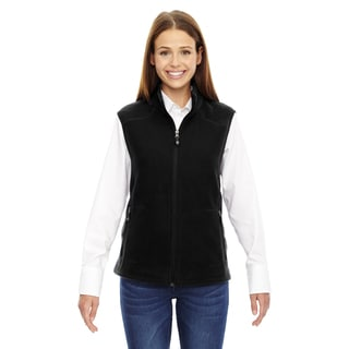 Voyage Women's Black 703 Fleece Vest