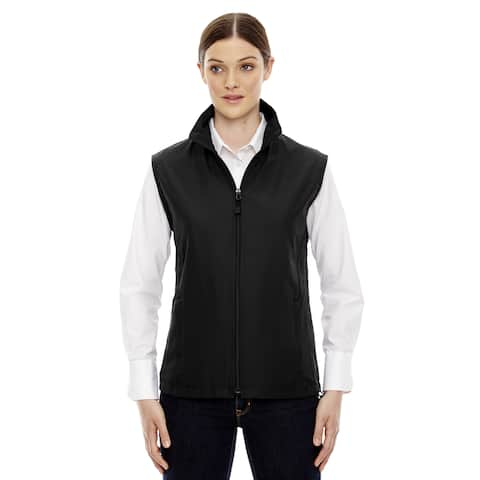 Techno Lite Women's Black Polyester Activewear Vest