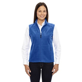 Journey Women's True Royal 438 Fleece Vest