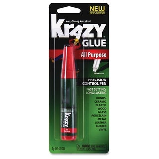 Elmer's All Purpose Krazy Glue - Clear