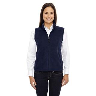 Journey Women's Classic Navy 849 Fleece Vest
