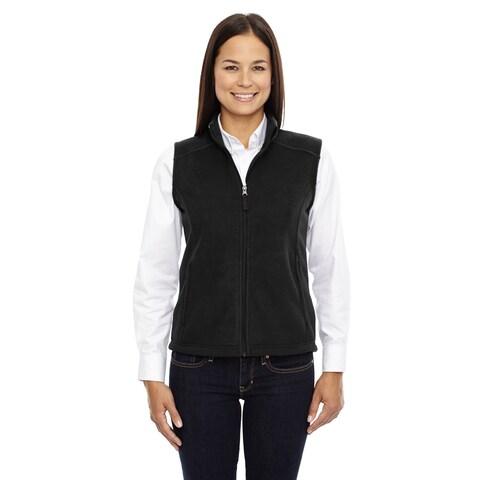 Journey Women's Black 703 Fleece Vest