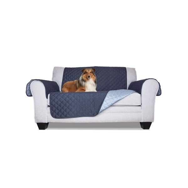 FurHaven Reversible Water Resistant Pet Furniture Protector   Free Shipping  On Orders Over $45   Overstock.com   19111494