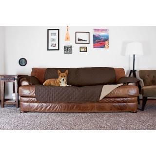 Delightful FurHaven Reversible Water Resistant Pet Furniture Protector
