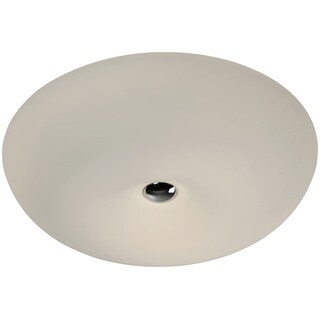 Varaluz Swirled LED Large Flush
